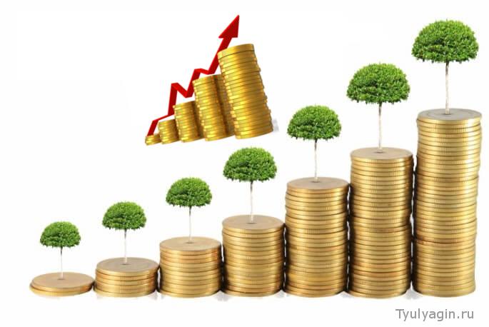 Что такое инвестиции? Виды инвестирования и с чего начать — Тюлягин