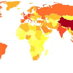 ВВП - Таблица рейтинга стран мира в 2019 году