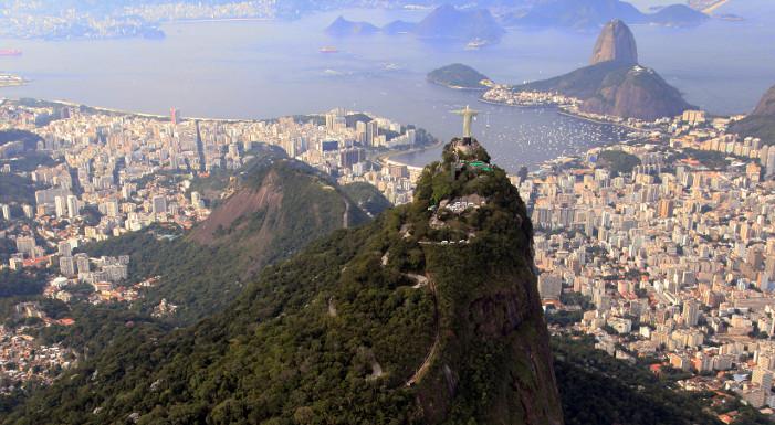 Бразилия площадь страны