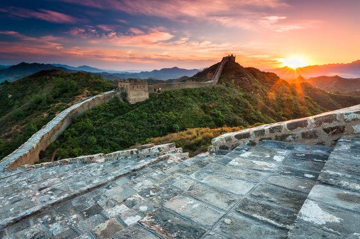 Великая Стена Китай