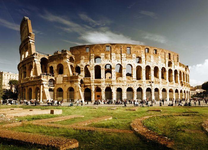Италия - входит в пятерку самых посещаемых стран мира
