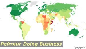 Рейтинг стран Doing business 2020