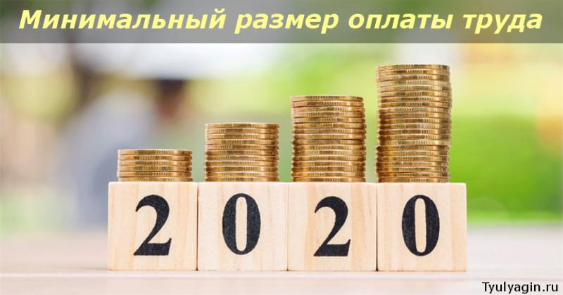 Рейтинг стран мира по МРОТ в 2020 году