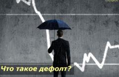 Дефолт - что это такое простыми словами. Будет ли дефолт России в 2020?