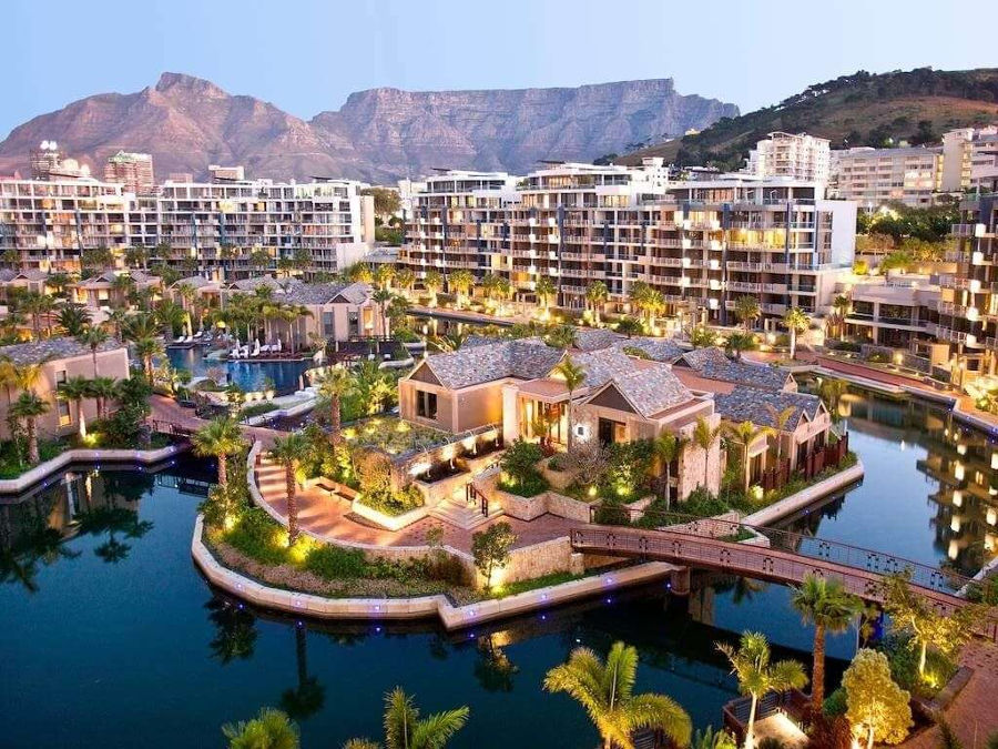 Кейптаун ЮАР