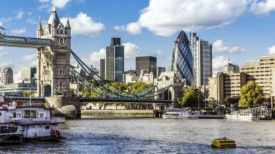 Лондон Великобритания