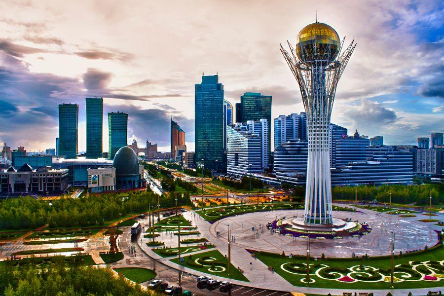 Нур Султан Астана Казахстан