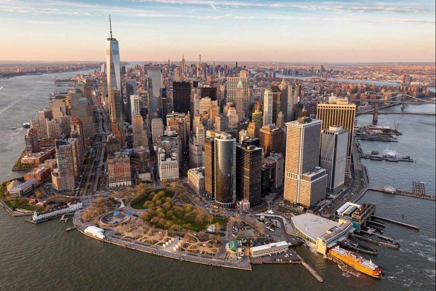 Нью Йорк США