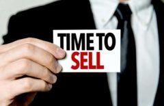 Как понять, когда стоит продавать акции - основные причины