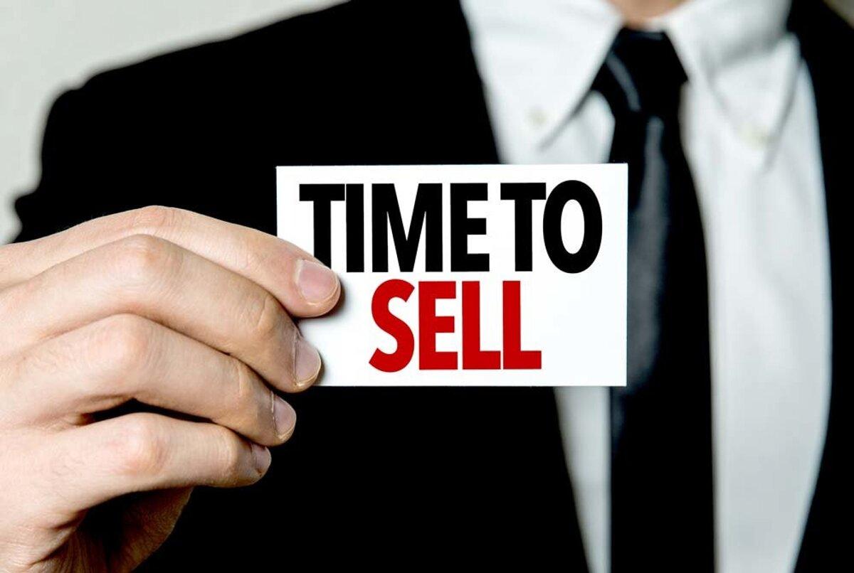 когда стоит продавать акции - основные причины