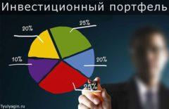 Что такое инвестиционный портфель: суть, типы, управление
