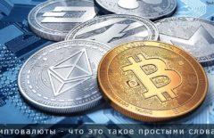 Криптовалюта - что это такое: виды, преимущества и недостатки простыми словами