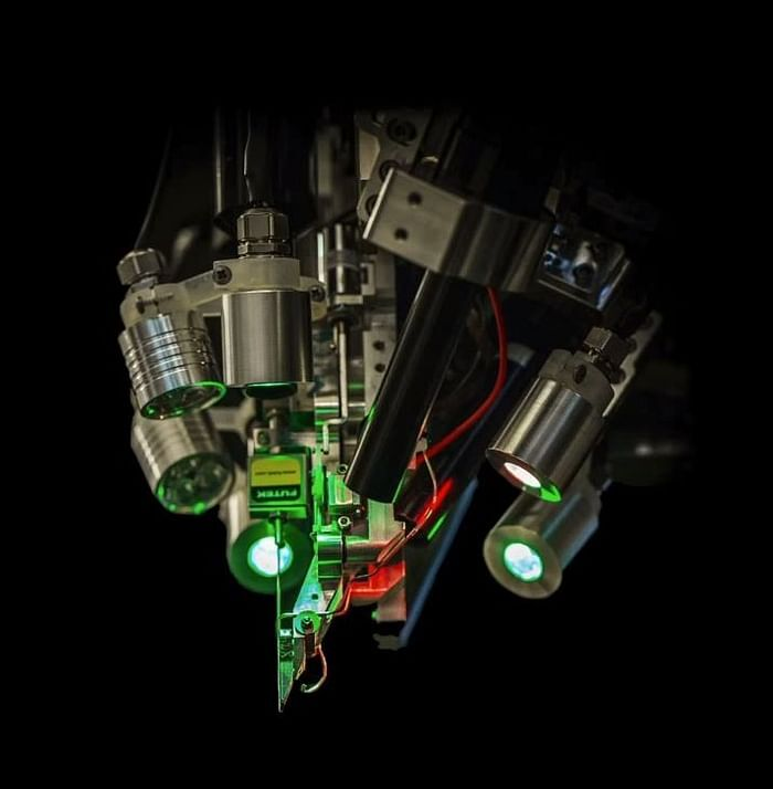 Робот, который будет вставлять микрочип