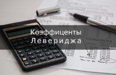Коэффициенты Левериджа (финансового рычага) - что это такое и формулы
