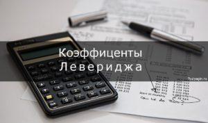 Коэффициенты Левериджа (финансового рычага) - что это значит и формулы