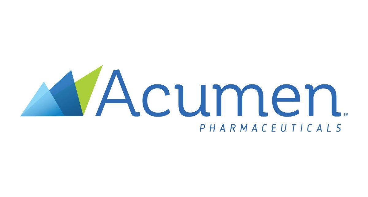 IPO Acumen Pharmaceuticals на 125 млн $ обзор компании и финансовые показатели