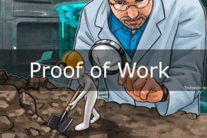 Proof of Work (PoW) - что это доказательство выполнения работы