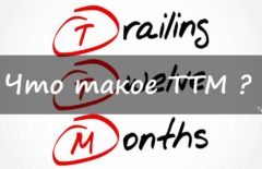 Trailing twelve months (TTM) или данные за последние 12 месяцев - что это значит?